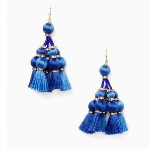 Stunning Kate Spade tassel earrings